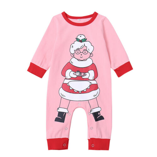 ▪ Party • Claus Costume Clothes Details about  /Toddler Baby Children Boy Girls