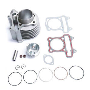 Performance-58-5mm-Cylinder-Kit-Piston-Set-For-GY6-125CC-150CC-152QMI-Scooter-D