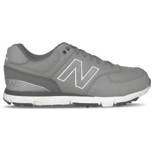 New Balance Nbg 574 Golf Shoes Grey