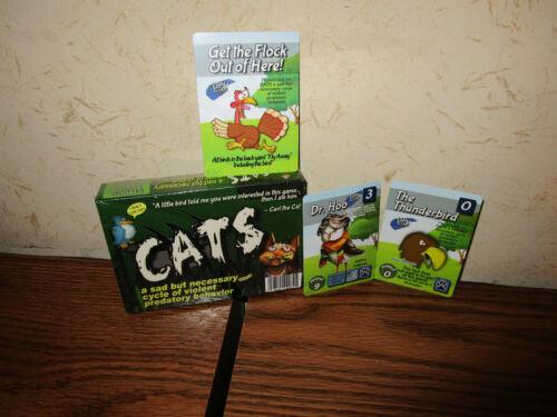 CATS DPH Games a Sad but Necessary Cycle of Violent Predatory Behavior w//Promo