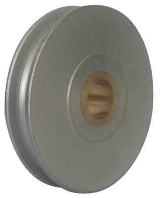 "ZORO SELECT 5RRX9 Sheave 1//4/"" Max Cable Size Max Load Plain Bearing 685 lb"