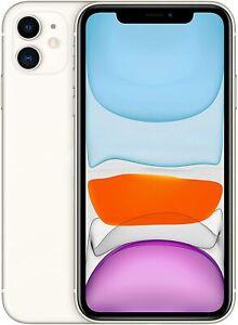 "SMARTPHONE APPLE IPHONE 11 64GB WHITE BIANCO DISPLAY 6.1 "" 12MPx DOPPIA NUOVO"