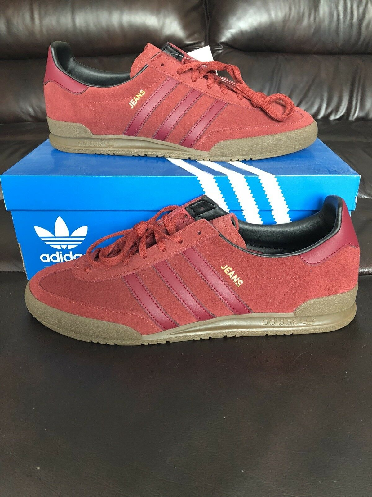 Adidas Jeans12  (New With Box)