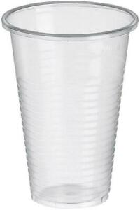 100% Vrai Nwt134 7 Oz (environ 198.44 G) Claires Gobelets En Plastique-pack De 1000-afficher Le Titre D'origine