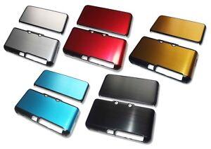 Nintendo-NEW-2DS-XL-2DSXL-Aluminium-Metal-Case-Cover-Shell-Housing-UK-Seller