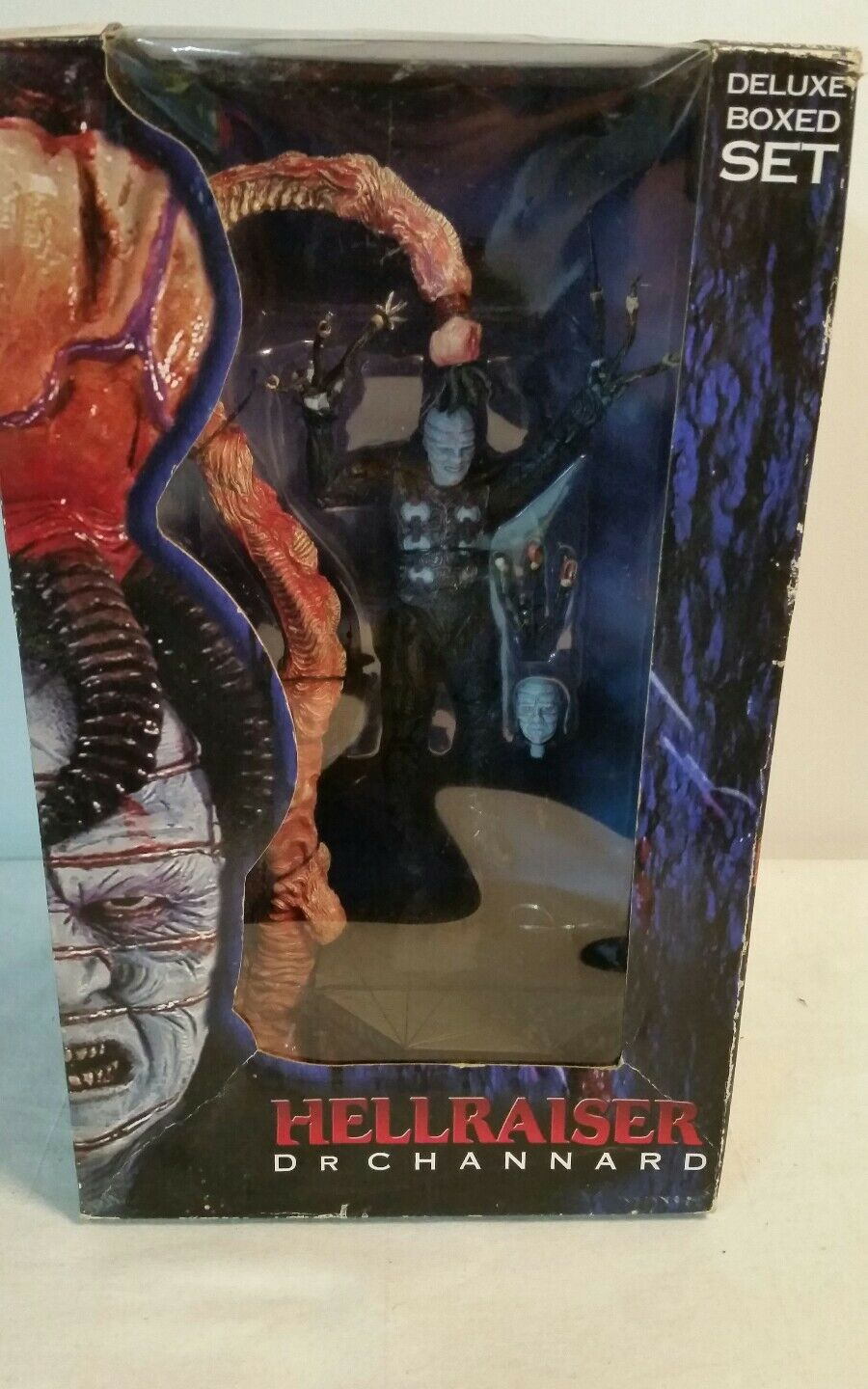 Hellraiser Dr Channard Deluxe Boxed Set Neca 2003