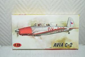 MAQUETTE-AVION-AVIA-C-2-KP-PLANE-PLANO-NEUF-1-72-MODEL-KIT