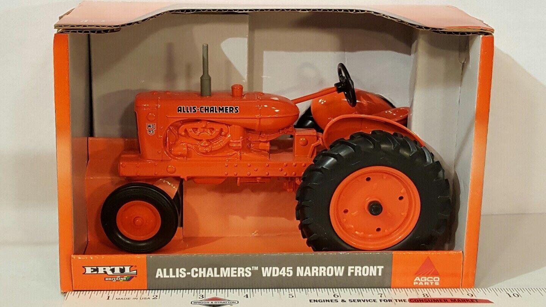Ertl Britains Allis Chalmers WD45 1 16 16 16 diecast farm tractor replica collectible 1c3eb9