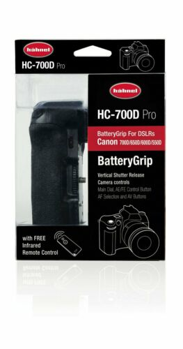 Hahnel HC-650D Battery Grip for Canon EOS 550D/600D/650D/700D