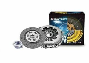 HEAVY DUTY CI Clutch Kit for Holden 161 173 186 202 Red Mtr To Celica,Supra 5SP