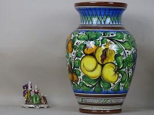 Uno Ceramica Civita Castellana.Vaso Ceramica Sbordoni Roma Civita Castellana S Batignani Faenza