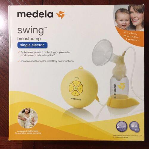 Medela Swing Single Electric Breast Pump Model #67050