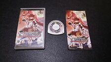 Generation Of Chaos, psp (Sony Playstation Portable)