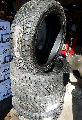 All Terrain Tires >> 275/45R22 Atturo Trail Blade XT Mud Terrain 275/45/22 Tire | eBay