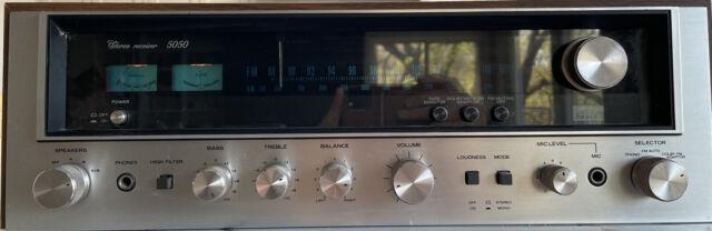 Sansui AM/FM Stereo Receiver - 5050