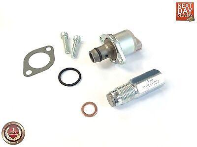 RAIL CARBURANTE SENSORE Valvola Limitatrice Di Pressione Per Ford Transit MK7 2.2 2.4 TDCi 1497165