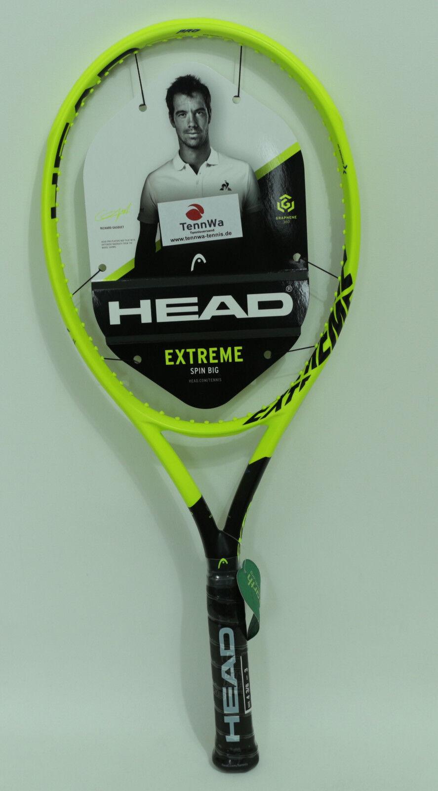 Novità  Head Graphene 360 EXTREME PRO-Racchette da Tennis Incl. SPIN Molière