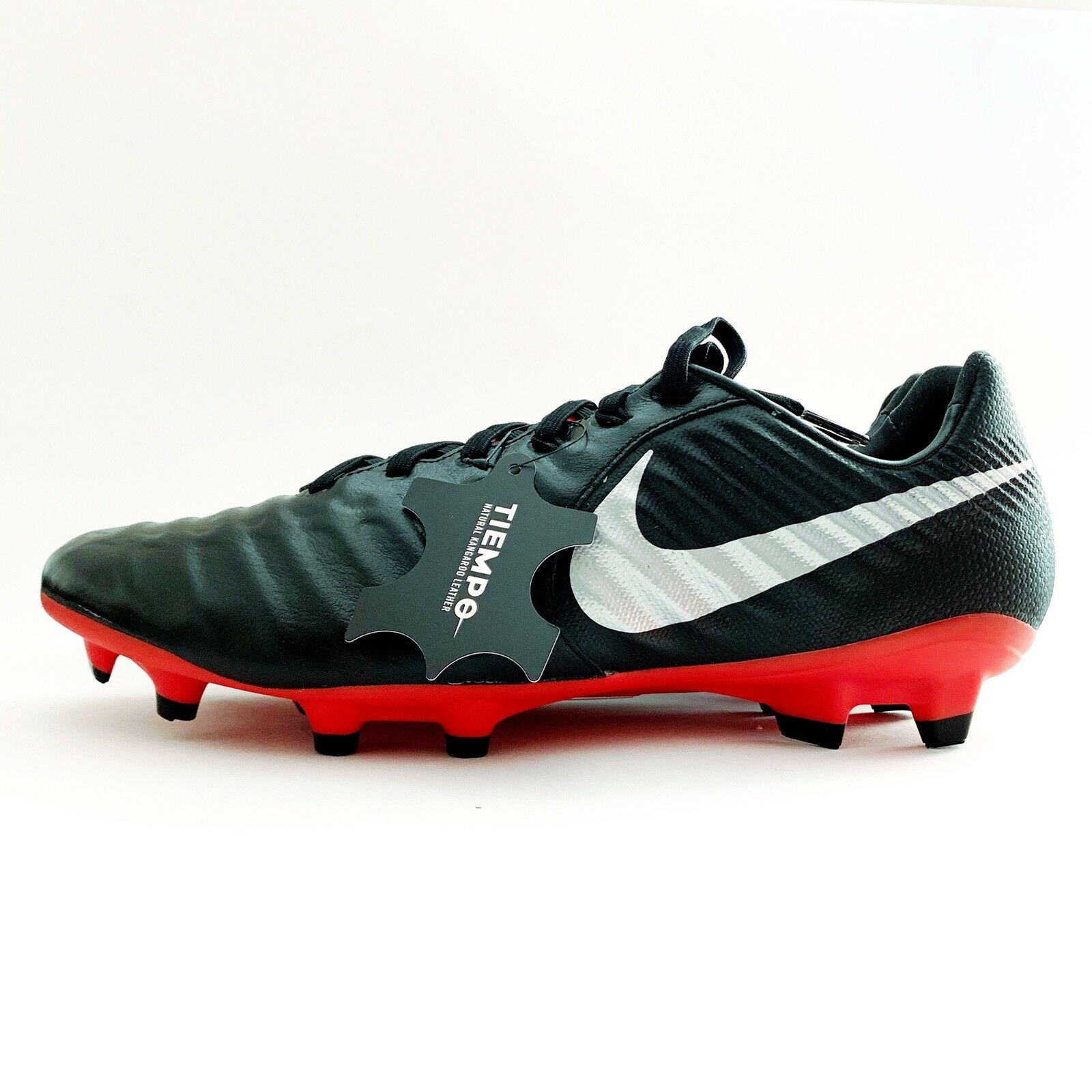 b1eb85700 New Nike Legend VII VII VII 7 Pro FG Soccer Cleats Tiempo Mens 9.5 Red Black