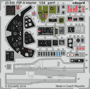 Eduard-PE-23032-1-24-Grumman-F6F-5-Hellcat-interior-details-Airfix