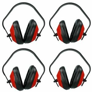 Safety Ear Protectors Adjustable TE326 Muffs Plugs Noise Defenders
