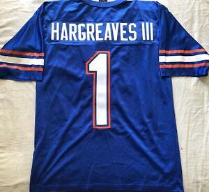 Vernon-Hargreaves-Florida-Gators-2015-authentic-Nike-stitched-blue-MEDIUM-jersey