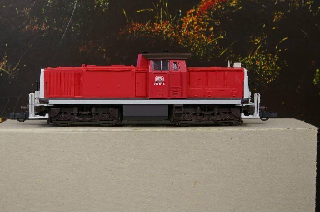 Roco H0 43458  Diesellok  BR 290 101-5 101-5 101-5  der DB     neuw.      309  | Sehr gute Farbe  da409f