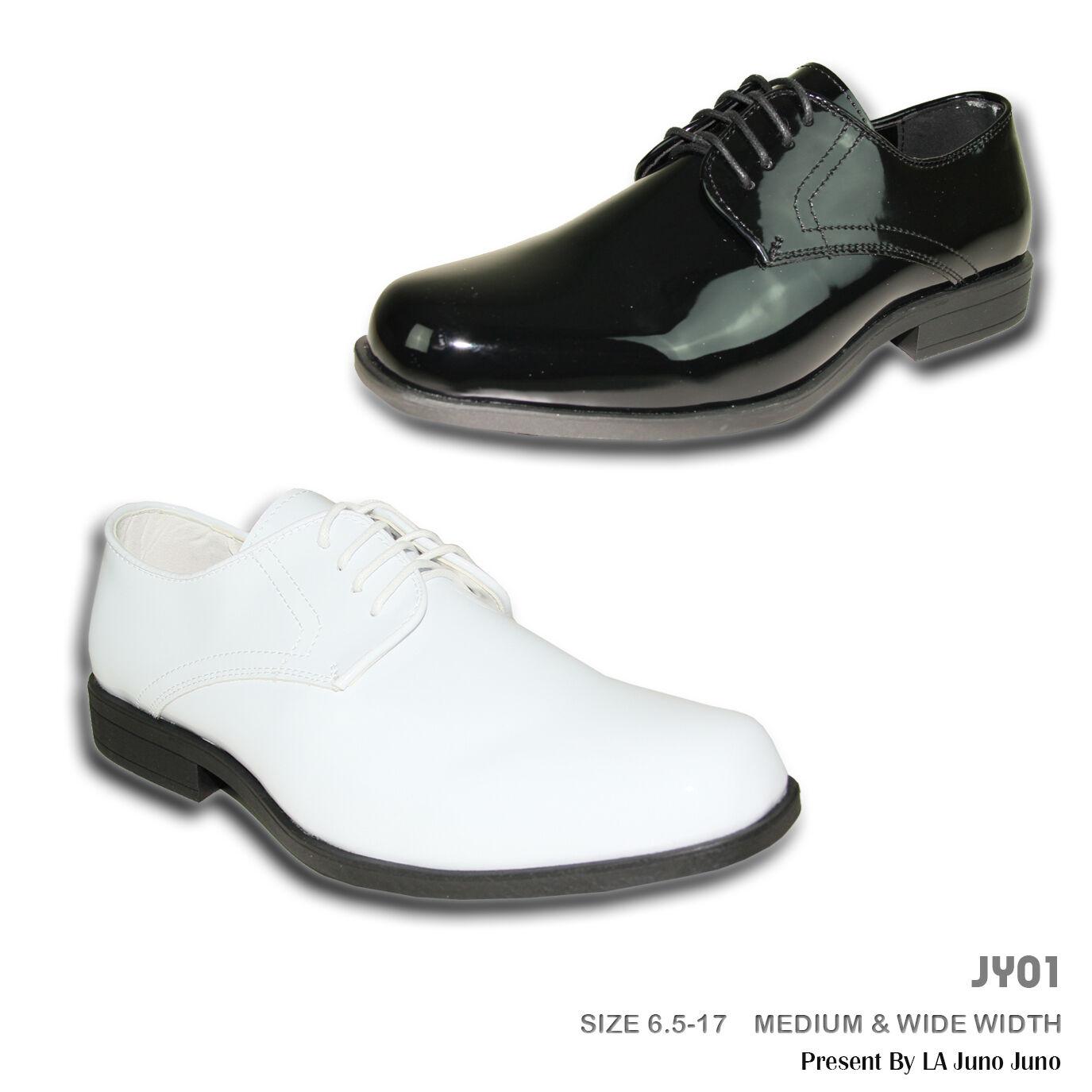 grandi risparmi JEAN YVES Uomo Dress scarpe JY01 JY01 JY01 Classic Tuxedo for Wedding, Prom and Formal Event  prezzo più economico