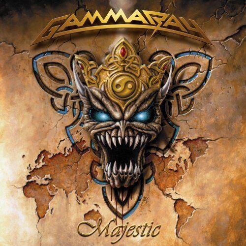 1 von 1 - GAMMA RAY - Majestic CD