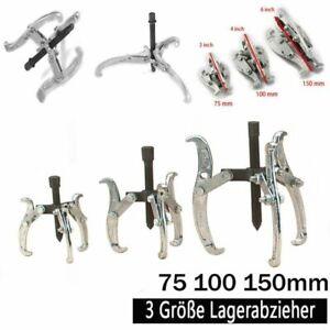 2 armig 75 mm Lager Abzieher Satz Abziehersatz Werkzeug Universal Innen Außen
