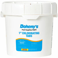 Doheny's Swimming Pool Chlorine 1 Tabs 50 Lbs
