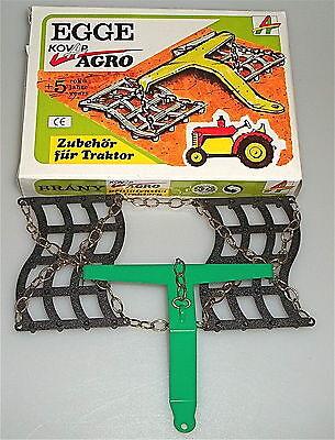 Egge Kovap Kovar Agro Blechspielzeug Zubehör Für Traktor Ovp Lj6 å * Spielzeug