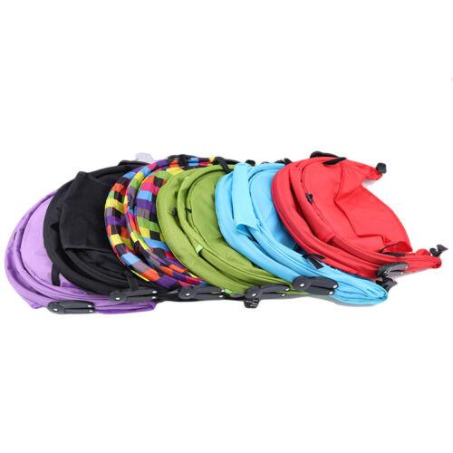 Multi-Color Fold Outdoor Baby Sun Shade Canopy Stroller Sleep Pram Top Cover CB