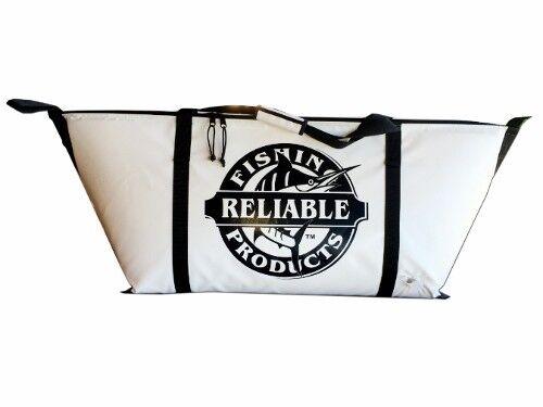 Fish Cooler Carry Bag 20 x x x 48 Reliable Fishing Products Kill Bag Model RF2048 8fd6f9
