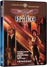 SPHINX (1981 Lesley Ann-Down) - Region Free DVD - Sealed