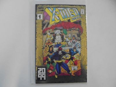Treu Marvel Usa X-men 2099 No.1 Eingetütet & Geboardet Zustand 1 Comics Sonstige