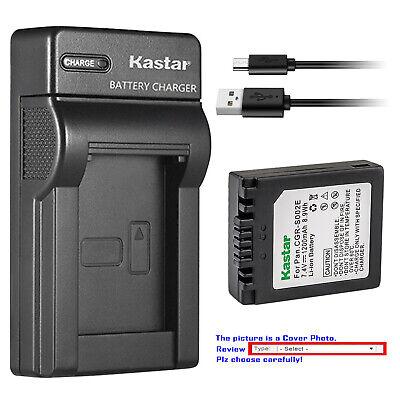 Batteria per Panasonic DMC FZ1A FZ1B FZ4 FZ5 FZ20E FZ20