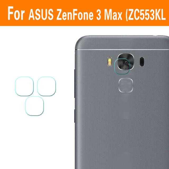 Back Camera Lens Tempered Glass Screen Protector Film For Asus Zenfone 3 Max