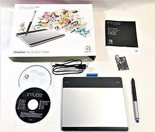 Wacom Intuos Pen Touch Comic Small From Japan Ebay