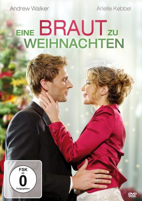 A Bride for Christmas, Arielle Kebbel, Andrew Walker  Region 2 /UK/Europe