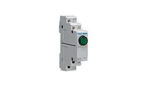 SF219 25amp Dinrail Switch//Hager SB263 63amp double pole Switch //SV121 Indicator