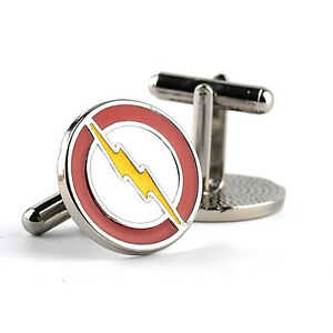 DC-Comics-The-Flash-Cufflinks