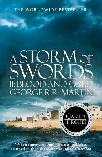 1 of 1 - A Storm of Swords: Part 2 Blood and Gold (A Song of Ice and Fire, Book 3),Georg