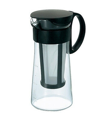 Hario Mizudashi Cold Brew Coffee Pot Iced Coffee Maker Home Dutch 600ml Japan