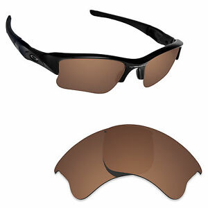 9438c6573a Image is loading Hawkry-Polarized-Replacement-Lenses-for-Oakley-Flak-Jacket-