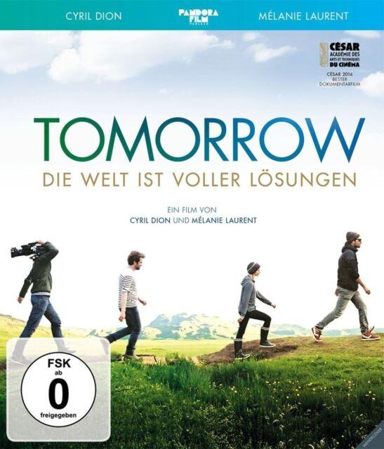 TOMORROW-DIE WELT IST VOLLER LÖSUNGEN - LAURENT,MELANIE   BLU-RAY NEW