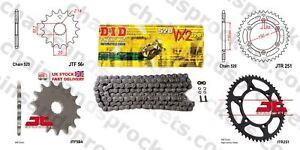 DID- X Ring Chain Kit 13t 48t 520 112 fits Yamaha YZ125 L,M,N 99-01