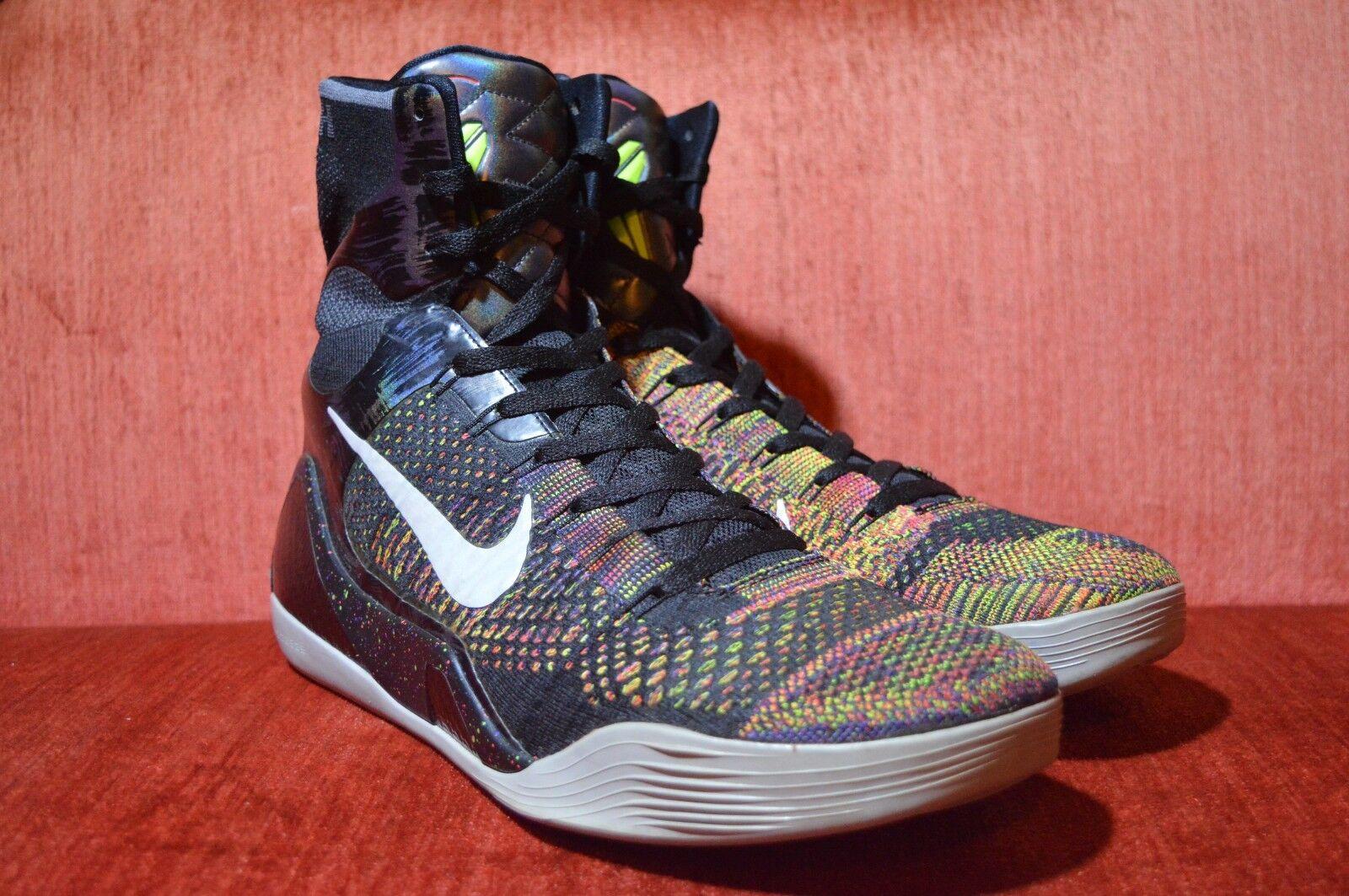 Nike Kobe 9 IX Elite Masterpiece Size 13 630847-001 jordan htm what the bhm x