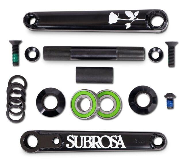 Diamondback BMX Bike Crank Bolts 8mm X 25mm Chrome Bolts M8 Steel