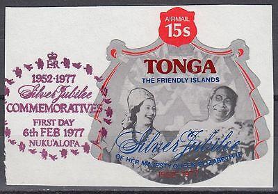 Australien, Ozean. & Antarktis sq7107 VertrauenswüRdig Tonga 1977 Θ Mi.604 Regentschaft Silver Jubilee Queen Elizabeth Tonga