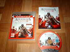 ASSASSIN'S CREED 2...édition jeu de l'année...jeu complet...sur PS3